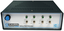 Cairn Research MultiStream front panel